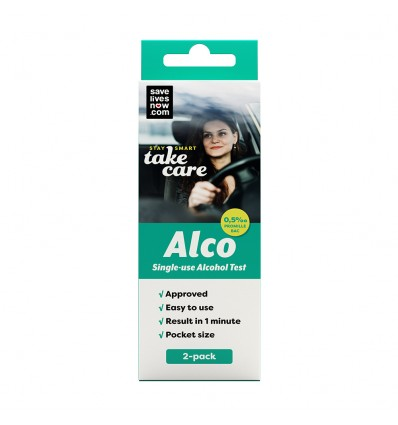 Alco Test, 2-Pack