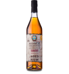 Noble Trinidad Dark Rum 43%, 70 cl.