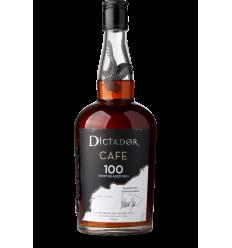 Dictador Cafe, 100 Months Aged Rum, 70 cl.