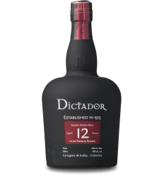 Dictador 12 Years, 70 cl.