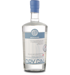 Mosgaard Handcrafted Dry Gin, 40%, 50 cl.