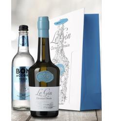 Ginpakke fra Christian Drouin & Bon Accord Tonic