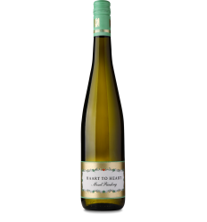 2018 Haart to Heart Riesling, Qba