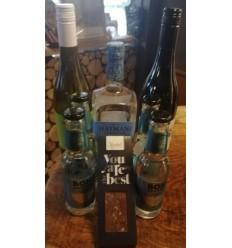 Goodie-Bag med GIN, Tonic, Vin og Choko 500 kr.