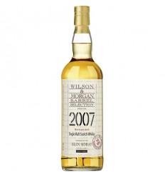 W&M Caol Ila 2011 single malt whisky 1st fill Bourbon barrel 46% 70 cl.
