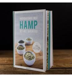 """Møllerup Gods - Opskriftsbog """"Hverdagsmad med Hamp"""" - superfood"""
