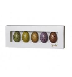 5 fyldte æg fra Xocolatl, Chr.feld