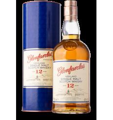 Glenfarclas 12 Years whisky, 100 cl./1 liter, 43%