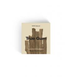 True Gum Lakrids & Eucalyptups, Plastfri tyggegummi