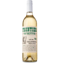 Frontier White Lot 184, 3/4 ltr. Fess Parker Winery