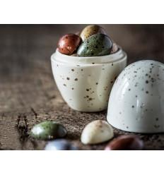 Påske lille Porcelænsæg, Xocolatl fra Chr.feld
