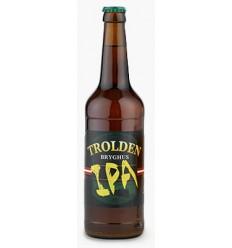 Trolden øl IPA 50cl.