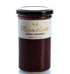 Marmelade med Hindbær & Mælkebøtte