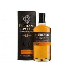 Highland Park Singlemalt Scotch Whisky 12 års