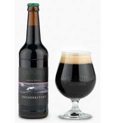 Trolden - Thunderstout 50 cl.