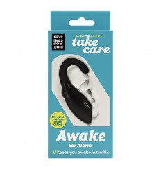 SAVE LIVES NOW -AWAKE ear alarm