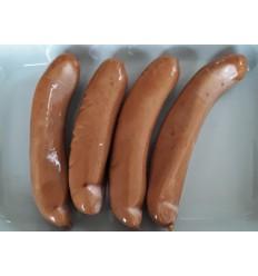 Frankfurter pølser. SOLSKIN