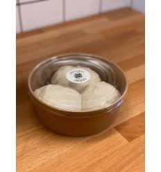 Surdejs-Pizzadej FREDAG kl. 10-17, 4 stk. a 200 gram, inkl. opbevaringsbox