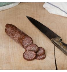 Spegepølse - Den med Peber, Biodynamisk, Frost, svinekød fra Hedeagergaard