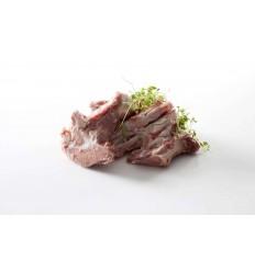 Flæskeben, Frost, svinekød fra Hedeagergaard