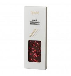 Xocolatl snackbar mørk chokolade og røde frugter