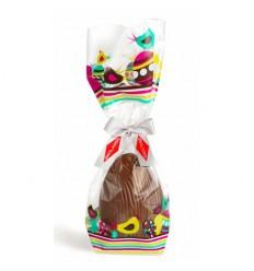 Mini Påskeæg Lys Chokolade, Økoladen