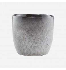 Krus, Handmade - Stone, Grå, Nicolas Vahe