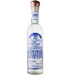 Tequila Calera Real Blanco 38% 70 cl.