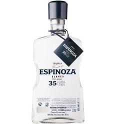 Tequila Espinoza Blanco 35% 70 cl.