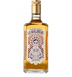 La Malinche Gold Tequila, 0,70 ltr. Luis Caballero Comercial y Dristribucion SA