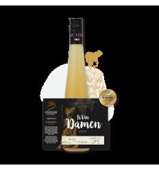 Modavi Damen 2016 hvid, Solaris 10,5% - Moderne Dansk Vin - Dessertvin - IsVin