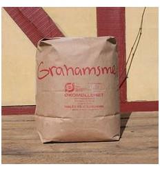 Økomølleriet Grahamsmel 2 kg