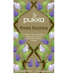 Pukka Three Licorice  Øko