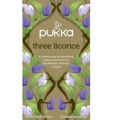 Pukka Three Licorice  Øko