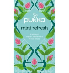 Pukka Mint Refresh tea  Øko