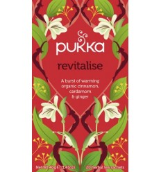 Pukka Revitalise tea  Øko