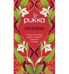 Pukka Revitalise tea  Øko