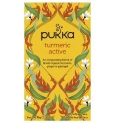 Pukka Turmeric Active tea  Øko
