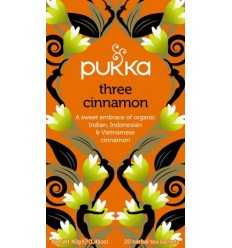 Pukka Three Cinnamon tea  Øko