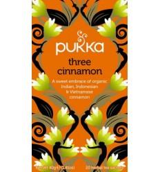 Pukka Three Cinnamon tea  Øko