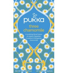 Pukka Three Chamomile tea  Øko