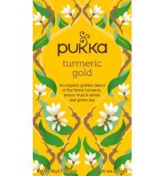 Pukka Turmeric Gold tea  Øko