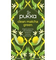 Pukka Grøn te Clean Matcha Green Tea  Øko