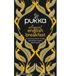 Pukka Elegant English Breakfast Tea  Øko