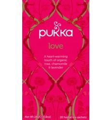 Pukka Love Tea  Øko