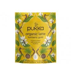 Pukka Latte Turmeric Gold 90g - øko