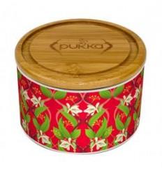 Pukka Keramik-krukke med 10 tebreve Revitalise te