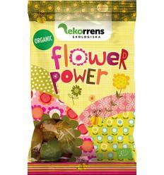 Flower Power - vingummi blomster 80g ØKO