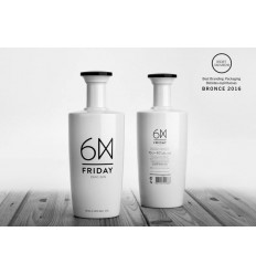 Friday Chic Gin, 40%, 70 cl