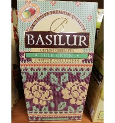 Basilur Folk Green Tea - 100 g